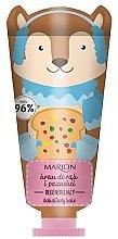 Парфюмерия и Козметика Възстановяващ крем за ръце - Marion Funny Animals Hand Cream