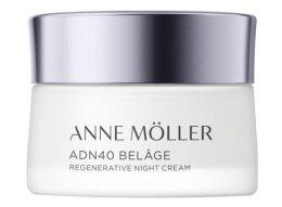 Парфюмерия и Козметика Нощен крем за лице - Anne Moller ADN40 Belage Regenerative Night Cream