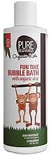 Парфюми, Парфюмерия, козметика Пяна за вана - Pure Beginnings Fun Time Bubble Bath with Organic Aloe