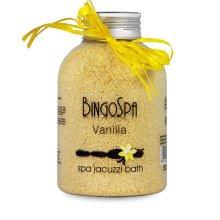 Соли за джакузи с аромат на ванилия - BingoSpa — снимка N3