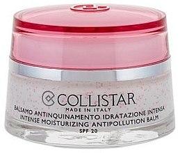 Парфюмерия и Козметика Хидратиращ крем за лице - Collistar Intense Moisturizing Antipollution Balm SPF20 (тестер)