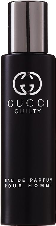 Gucci Guilty Pour Homme - Комплект парфюмна вода (edp/50 ml + edp/15 ml) — снимка N3