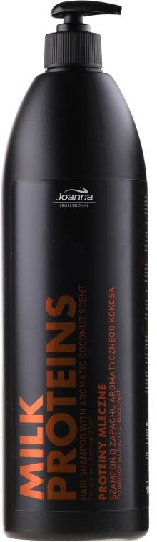 Шампоан за суха и увредена коса с аромат на кокос - Joanna Professional Hairdressing Shampoo