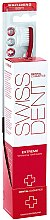 Парфюмерия и Козметика Комплект паста и четка за зъби - Swissdent Extreme (toothpaste/50ml + soft/toothbrush/1pc)