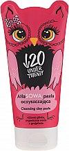 "Парфюмерия и Козметика Почистваща глинена паста за лице "" Сова"" - Under Twenty Altasowa Cleansing Paste"