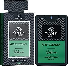 Парфюмерия и Козметика Yardley Gentleman Urbane - Парфюмна вода (мини)