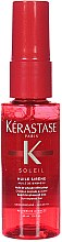 Парфюмерия и Козметика Спрей за коса - Kerastase Soleil Huile Spray Travel Version