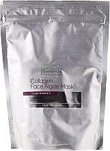 Парфюмерия и Козметика Маска за лице с колаген - Bielenda Professional Collagen Face Algae Mask (пълнител)