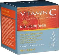 Парфюми, Парфюмерия, козметика Хидратиращ крем с витамин С - Frulatte Vitamin C Moisturizing Cream