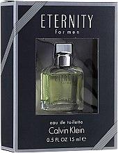 Парфюми, Парфюмерия, козметика Calvin Klein Eternity For Men - Тоалетна вода ( мини )