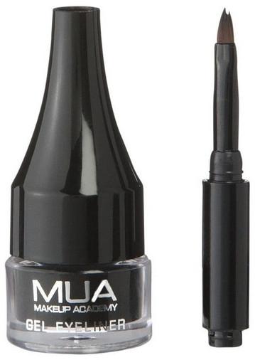 Гел очна линия - MUA Gel Eyeliner