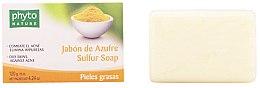Парфюми, Парфюмерия, козметика Натурален сапун със сяра - Luxana Phyto Nature Sulfur Soap
