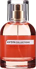 Парфюмерия и Козметика Avon Collections Keep It Cozy - Тоалетна вода