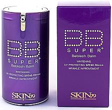 Парфюми, Парфюмерия, козметика Мултифункционален BB крем за лице - Skin79 Super Plus Beblesh Balm SPF40 PA+++