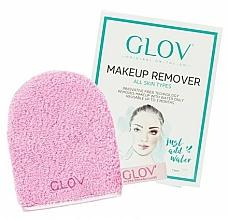 Парфюмерия и Козметика Ръкавица за премахване на грим, розова - Glov On-The-Go Makeup Remover Rose