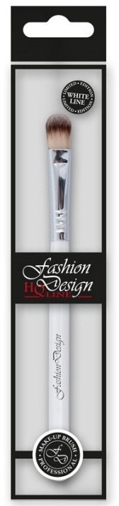 Четка за сенки за очи, 37221 - Top Choice Fashion Design White Line — снимка N1