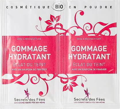 Овлажняващ скраб за лице - Secrets des Fees Scrub — снимка N1