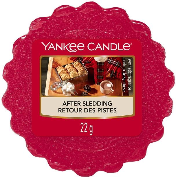 Ароматен восък - Yankee Candle After Sledding — снимка N1
