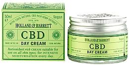 Парфюмерия и Козметика Дневен крем за лице с CBD масло - Holland & Barrett CBD Day Cream