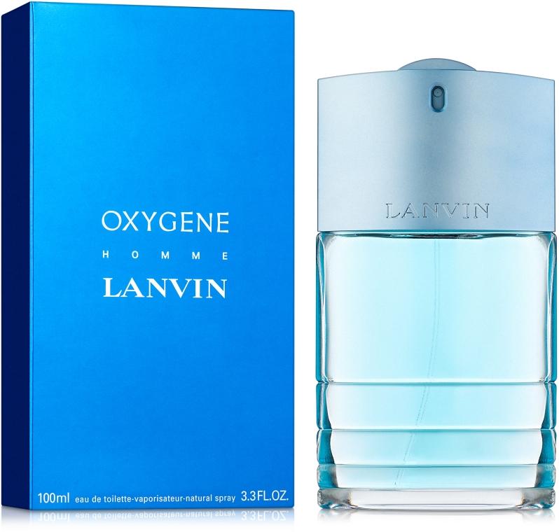 Lanvin Oxygene Homme - Тоалетна вода — снимка N2