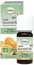Парфюмерия и Козметика Органично етерично масло от портокал - Galeo Organic Essential Oil Orange