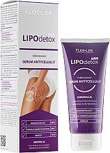 Парфюми, Парфюмерия, козметика Интензивен серум против целулит - Floslek Slim Line Intensive Anti-Cellulite Serum Lipo Detox