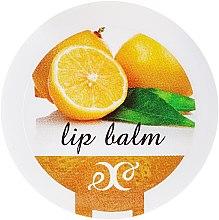 """Парфюми, Парфюмерия, козметика Балсам за устни """"Лимон"""" - Hristina Cosmetics Lip Balm"""