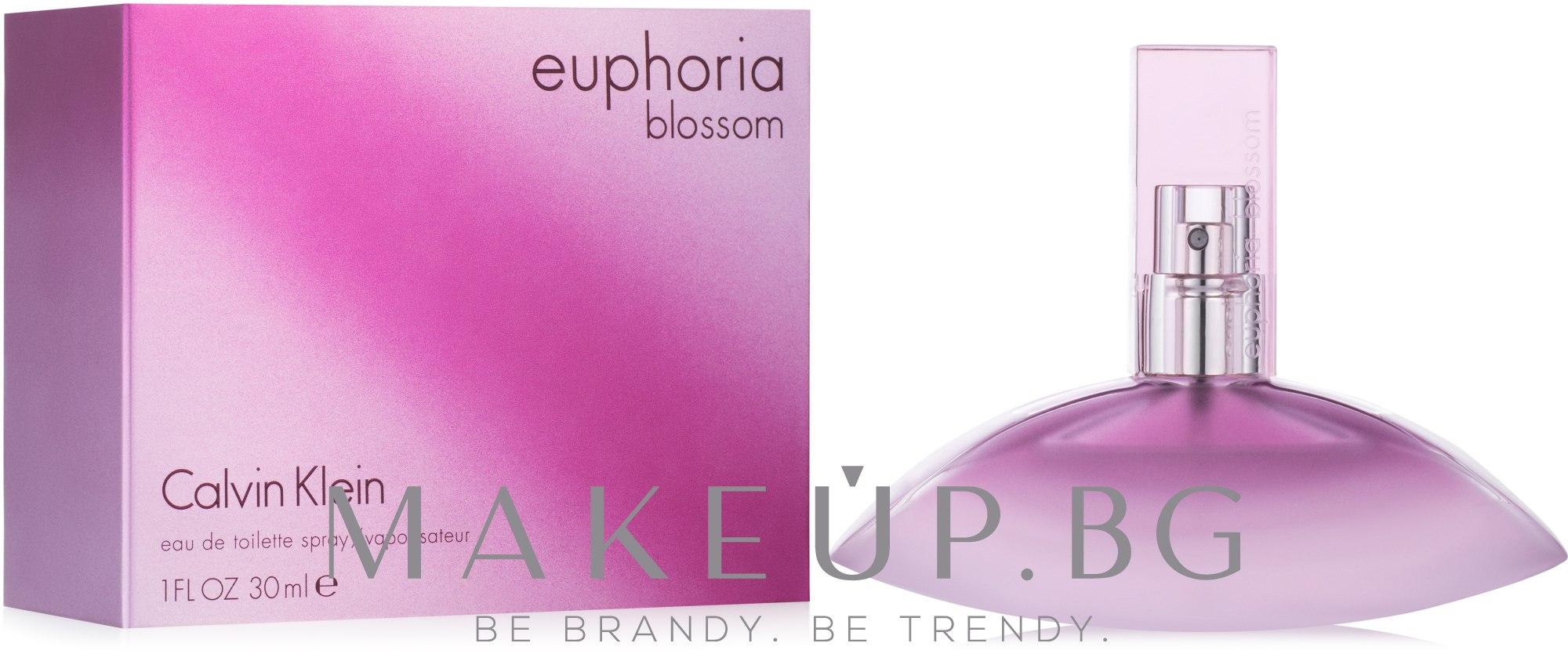 Calvin Klein Euphoria Blossom - Тоалетна вода — снимка 30 ml