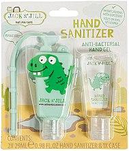 Парфюми, Парфюмерия, козметика Антибактериален гел за ръце - Jack N' Jill Hand Sanitizer (Dino)