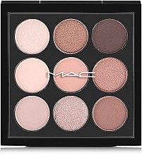 Парфюмерия и Козметика Палитра сенки за очи, 9 цвята - MAC Eye Shadow X9