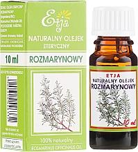 Парфюмерия и Козметика Натурално етерично масло от розмарин - Etja Natural Essential Oil