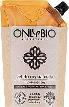 Парфюмерия и Козметика Хипоалергенен гел за тяло - Only Bio Fitosterol Shower Gel (пълнител)