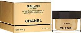 Парфюми, Парфюмерия, козметика Регенериращ крем за лице - Chanel Sublimage La Creme
