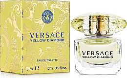 Парфюми, Парфюмерия, козметика Versace Yellow Diamond - Тоалетна вода ( мини )