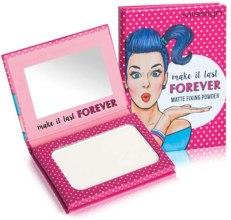 Парфюми, Парфюмерия, козметика Прах за фиксиране - Misslyn Matte Fixing Powder