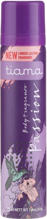 Дезодорант - Tiama Body Deodorant Passion