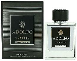 Парфюмерия и Козметика Adolfo Dominguez Classic for Men - Тоалетна вода