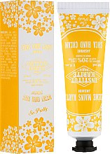 Парфюмерия и Козметика Крем за ръце с масло от ший и аромат на жасмин - Institut Karite So Pretty Hand Cream Jasmine