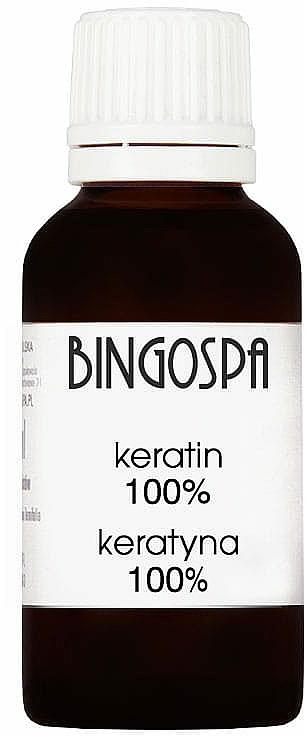 Кератин - BingoSpa Keratin 100%