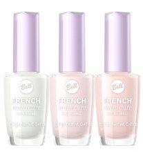 Парфюми, Парфюмерия, козметика Лак за нокти - Bell French Manicure Nail Lacquer
