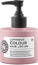 Парфюмерия и Козметика Термозащитен лосион за боядисана коса - Maria Nila Luminous Colour Hair Lotion