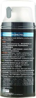 Балсам за след бръснене за чувствителна кожа - Dax Men Sensitive Soothing After Shave Balm — снимка N2