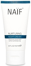 Парфюмерия и Козметика Подхранващ нощен крем - Naif Natural Skincare Nurturing Night Cream