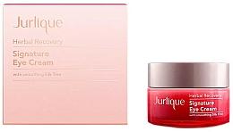 Парфюмерия и Козметика Околоочен крем - Jurlique Herbal Recovery Signature Eye Cream