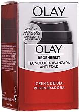 Парфюмерия и Козметика Дневен крем против стареене - Olay Regenerist Day Cream