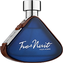 Парфюмерия и Козметика Armaf Tres Nuit - Тоалетна вода