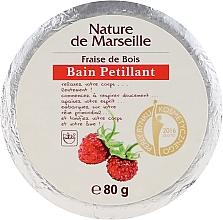 Парфюмерия и Козметика Бомбичка с аромат на ягода - Nature de Marseille Strawberries