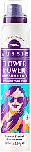 Парфюми, Парфюмерия, козметика Сух шампоан с деликатен цветен аромат - Aussie Flower Power Dry Shampoo