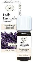 Парфюмерия и Козметика Органично етерично масло от лавандула - Galeo Organic Essential Oil Lavande Aspic