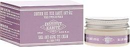 Парфюми, Парфюмерия, козметика Подмладяващ околоочен крем - Institut Karite Shea Anti-Aging Eye Cream